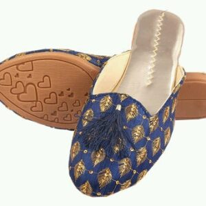 Ethnic Synthetic Women's Footwear