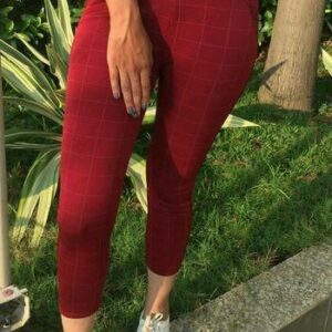 Stylish Colorful Lycra Women's Trousers