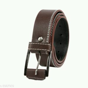 Stylish Artificial Leather Men's Belts