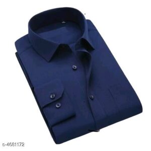 Elegant Men's Formal Shirts