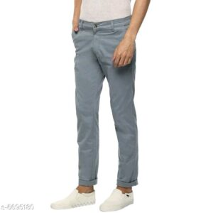 Stylish Men's Casual Trousers