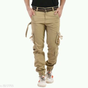 Trendy Men's Cargo Trousers