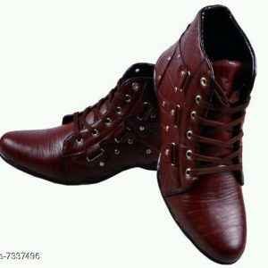 Trendy Ethnic Men's Stylish Party Boot Shoes